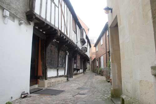 St. John's Alley